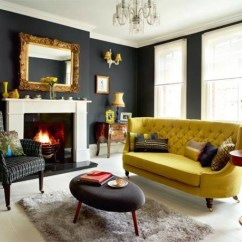 Living Room Design Ideas With Dark Furniture Small Decor Modern 8 Luxury Home Pieces
