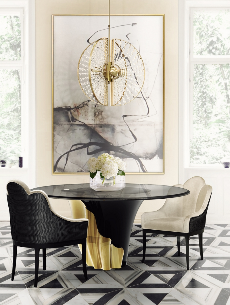 10 Trendy Dining Room Decorating Ideas For This Summer