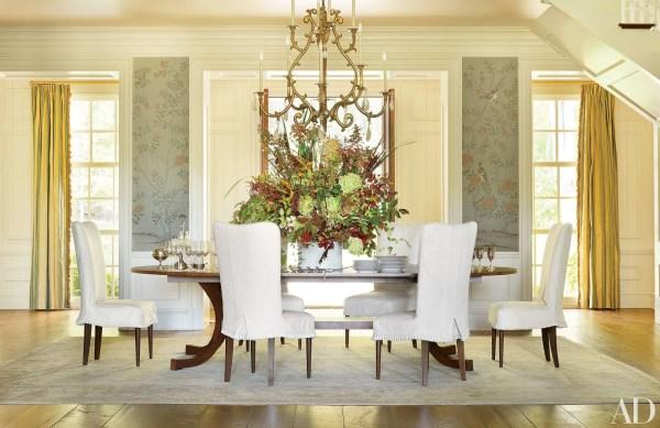 Amazing Dining Room Decor Ad100 Designers