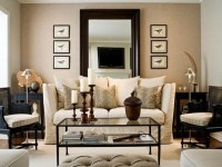 Stunning Wall Mirror Designs for your Living Room Decor