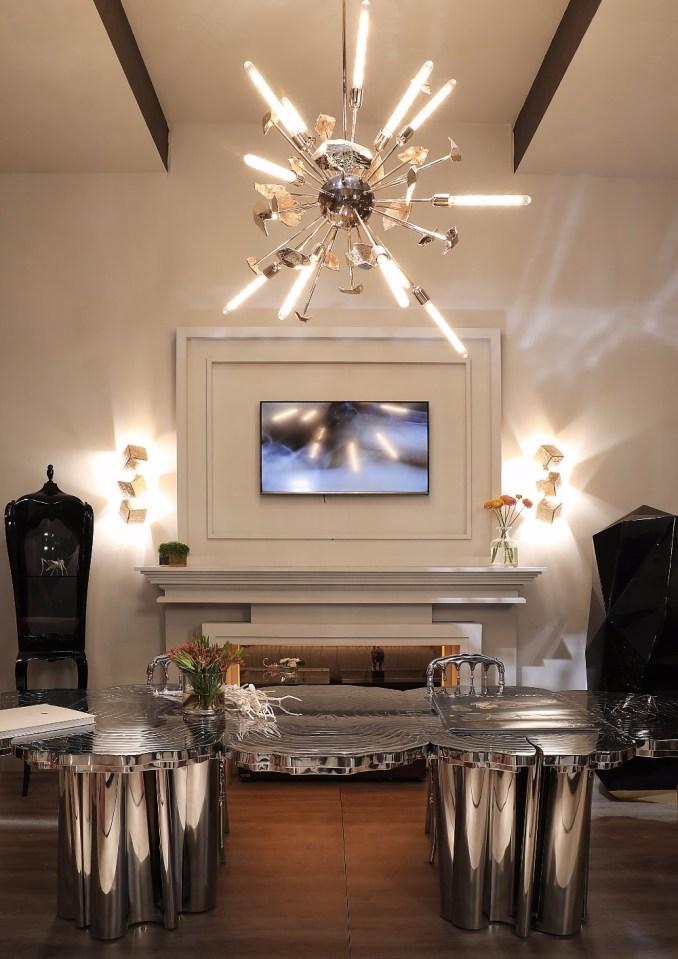 Chandelier Lighting Living Room