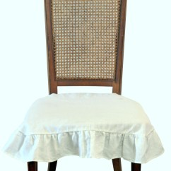 Linen Dining Chair Covers Table And Chairs Gumtree Belfast 100 Seat Cover With Ruffle