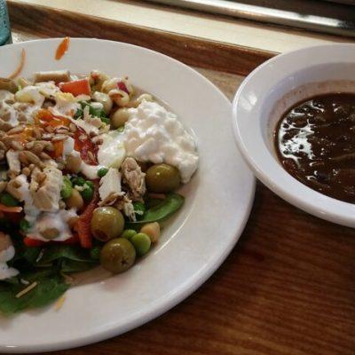 Q.Cumbers Salad Bar in Edina, Minnesota
