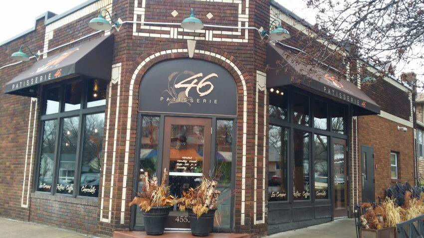 Breakfast At Patisserie 46 In Minneapolis