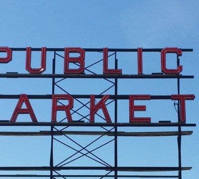 Pike Place Seattle Washington