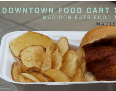 Madison Eats Food Cart Tour in Madison, Wisconsin