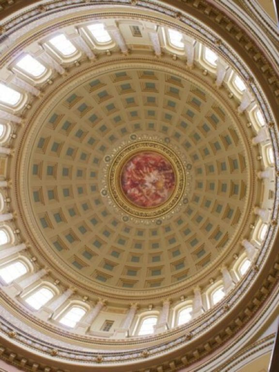 Madison, WI Capital Rotunda