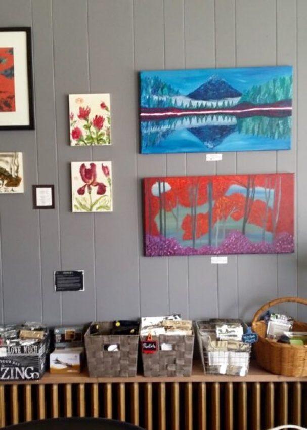 art & tea for sale