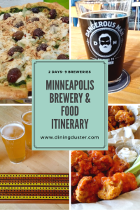 Pin for your Minneapolis Brewery Weekend