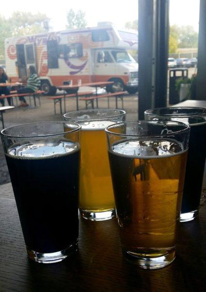 Bauhaus Brew Labs Beer & a Food Truck