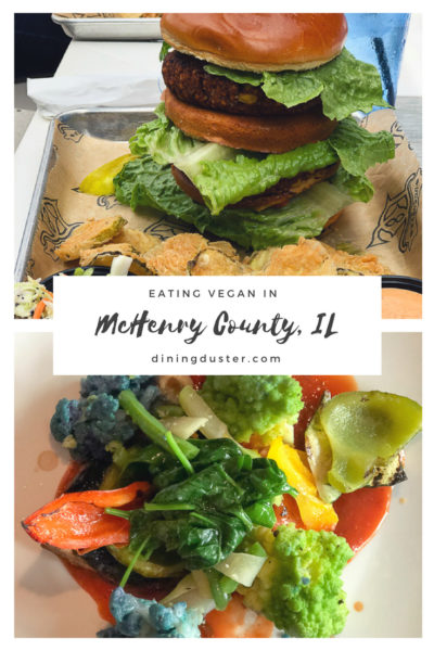Eating Vegan in McHenry County, IL