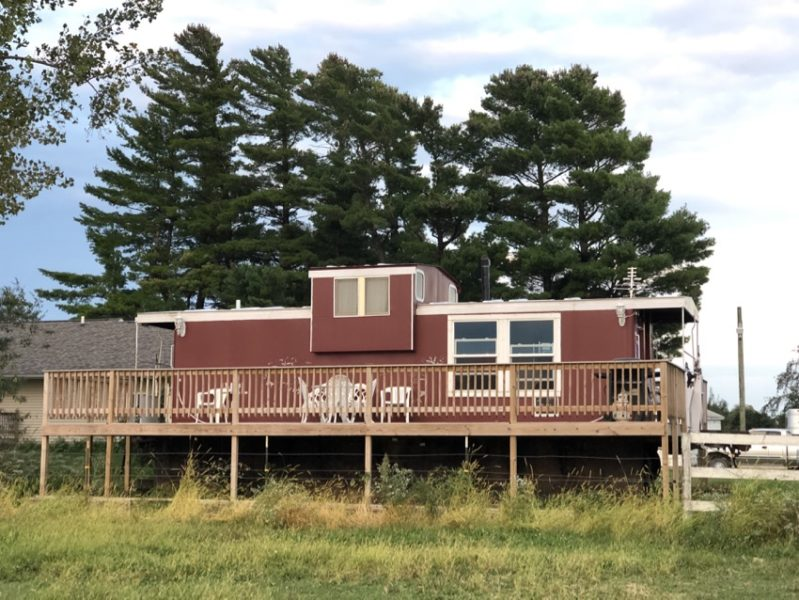 The Coolest AirBnB in Decorah, Iowa