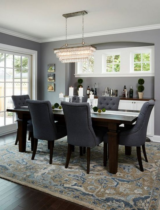 How To Choose The Perfect Dining Room Chairs? Dining