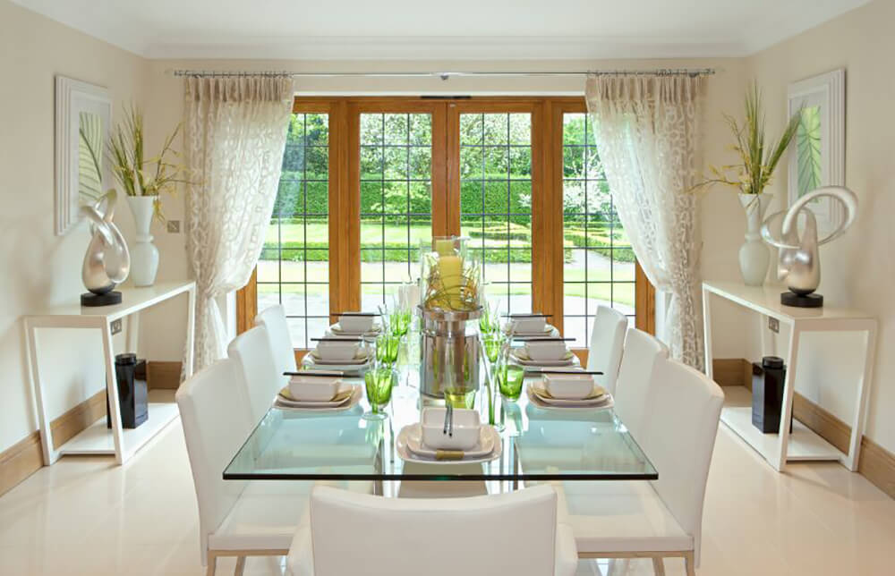 Key Benefits Of Glass Dining Room Sets You Way To Elegance Dining Room