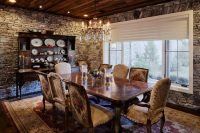 Country dining room furniture for warm, inviting and ...