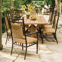 Outdoor Dining Table  Superb Design Ideas - Dining Table