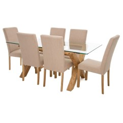 Table And 6 Chairs Hanging Chair Stand Diy Dining  How Perfect Your Room Can