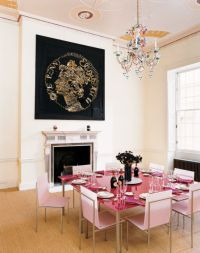 The Most Luxury Dining Room Decors by Vogue  Dining Room