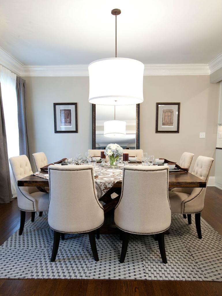 title | Dining room rug ideas