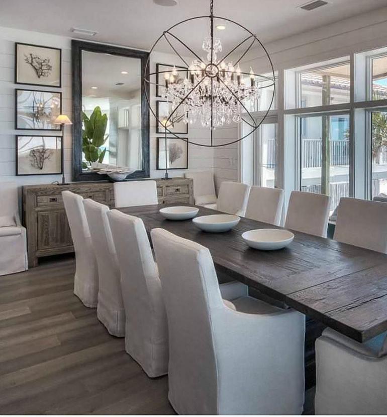 The Most Popular Dining Room Design Ideas On Pinterest