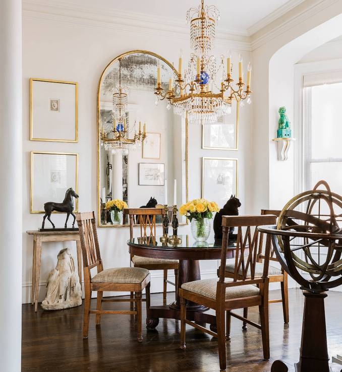 Transitional Chandelier For Dining Room