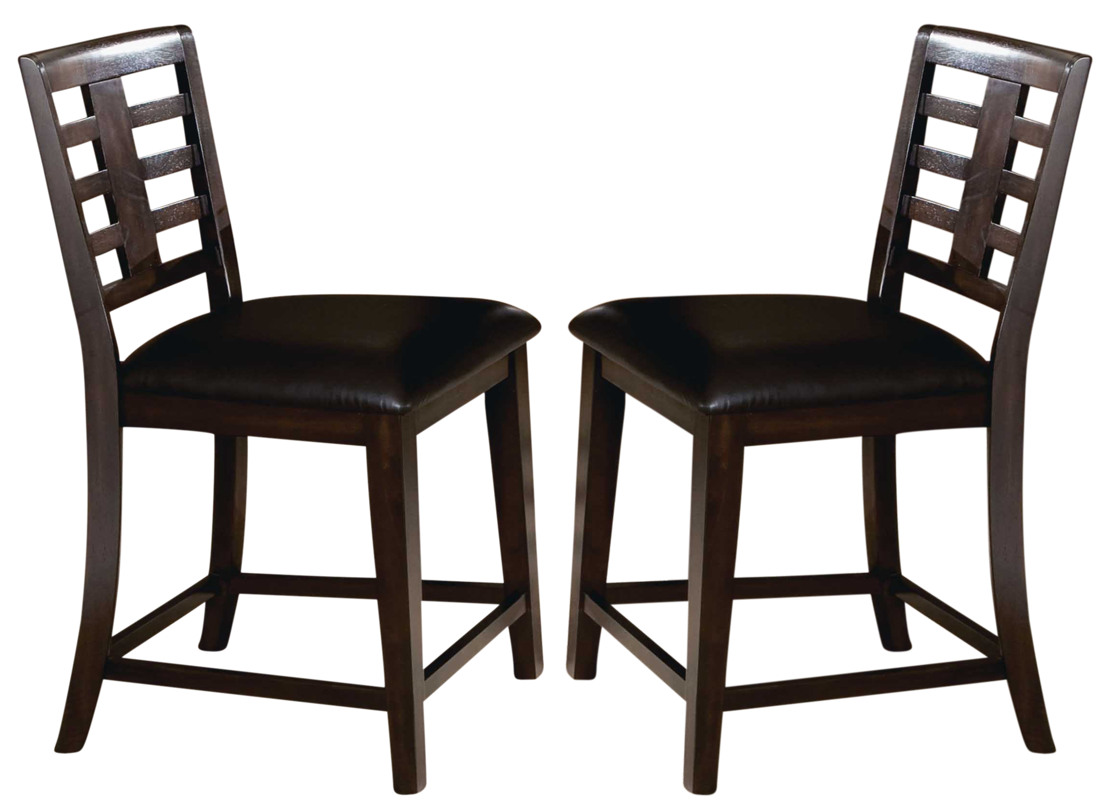 Standard Dining Chair Height Standard Furniture Bella 24 Quot Seat Height Stool Set Of 2