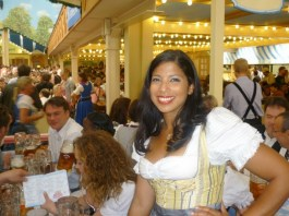 Oktoberfest Survival Tips Dirndl
