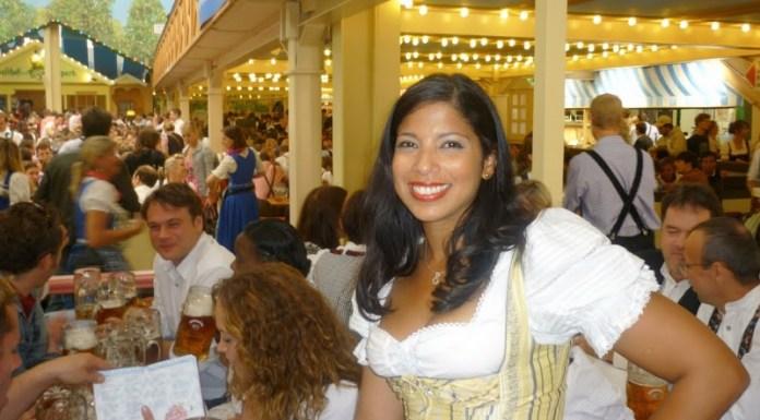 Oktoberfest Survival Tips Dirndl