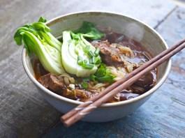 Taiwan Noodle Soup Bowl