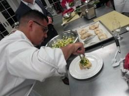 Thanksgiving in Costa Rica Chef Aleandro
