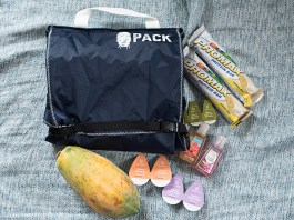 What to bring on an island road trip items