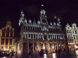 Grand Place, Brussels Je Suis Bruxelles