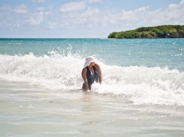 Playa Chiva, Vieques, Beaches in Puerto Rico