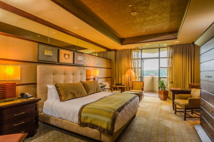 Nemacolin Woodlands Resort Falling Rock - Balcony King