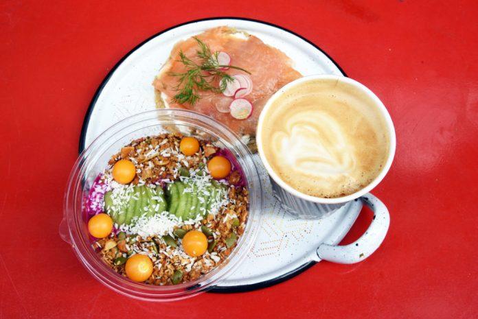 The Latin Beet and Raymi Restaurants NYC Breakfast