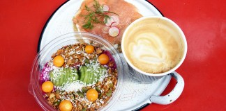 The Latin Beet and Raymi Restaurants NYC Breakfast