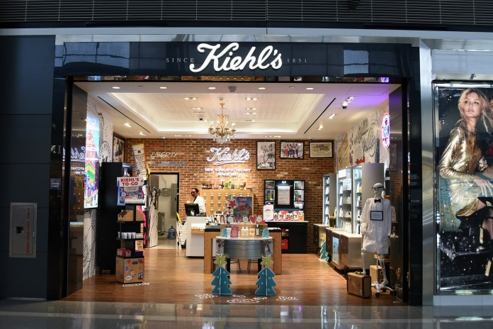 Where to Shop at Dulles International Airport Kiehls