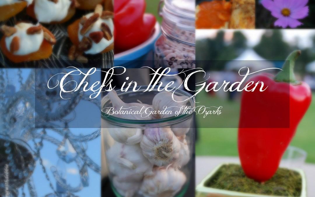 Botannical garden of the ozarks chefs in the garden - Olive garden fayetteville arkansas ...