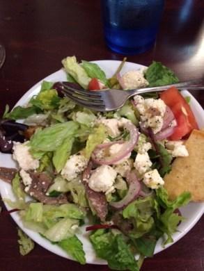 Samos Salad