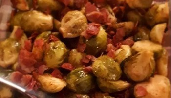 My favourite Brussels Sprouts