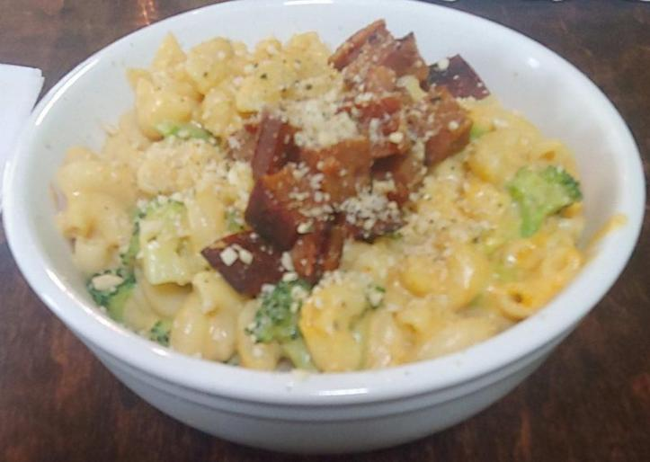 Roughage Mac and Cheese