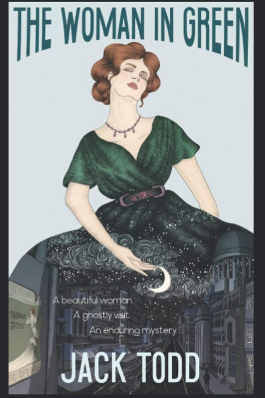 The Woman in Green Cover shot
