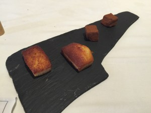 Chocolates and Madeleines