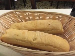 Optional bread