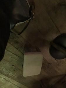 purse stools!