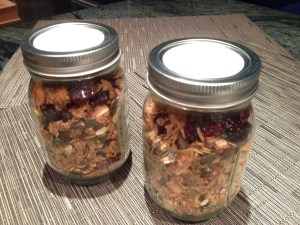 Granola to take with you