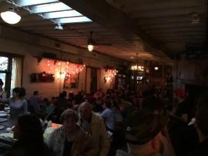 Inside Roberta's