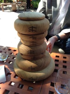 Tower of treats