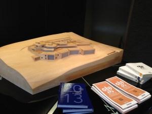 Model of building