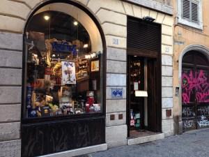 Exterior of Roscioli